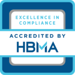 HBMA Accredited Seal